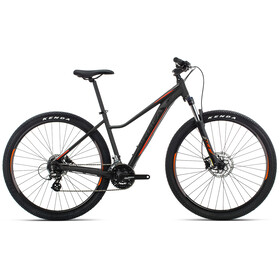 "ORBEA MX ENT 50 MTB Hardtail 29"" rød/sort"